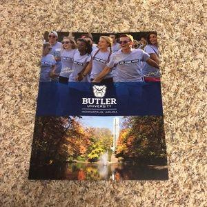 Butler university Poster